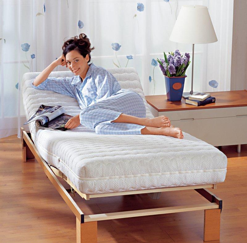 7 zonen tonnentaschen federkernmatratze. Black Bedroom Furniture Sets. Home Design Ideas